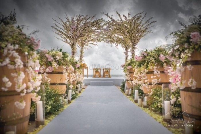 Unique Wedding Floral Arrangements To Usher In 2017