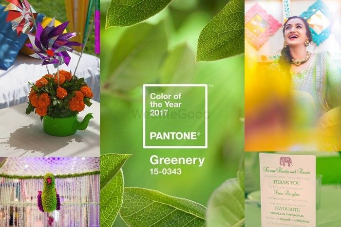 Would You Use Pantone's Newest Hue In Your Upcoming Wedding?