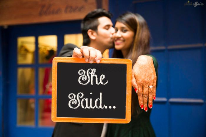 10 Thoughts You Have The Morning After Your Engagement!