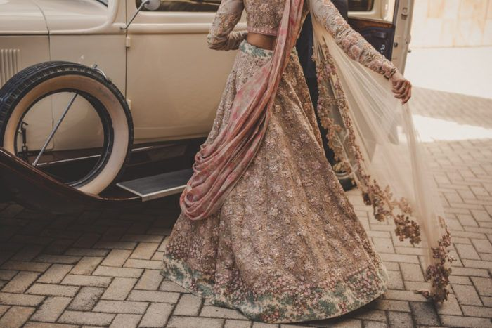 From Drab to Fab: Everything You Can Possibly Add To Your Bridal Dupatta To Make It One-Of-A-Kind!