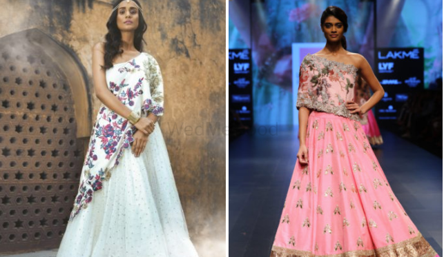 Hate The Usual Cocktail Dress For A Sangeet? These New Silhouettes Might Just Be What You're Looking For!