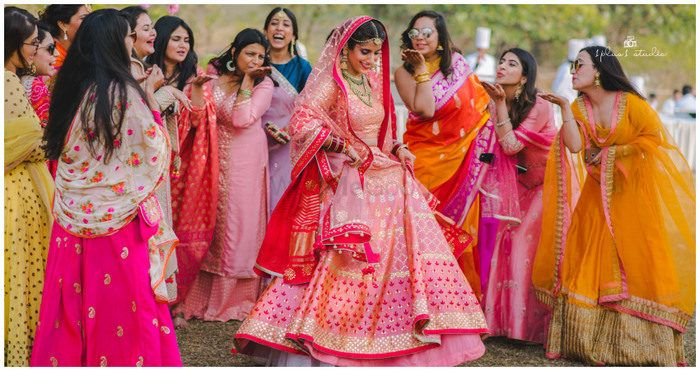 Understated & Elegant  Wedding In Chandigarh With Oodles Of Charm!