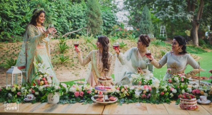 10 New Ideas From The West That Need To Be Part Of Our Weddings!