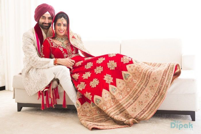 Want to Reuse Your Mom's Lehenga or Saree? Learn from 10 Brides Who Did!