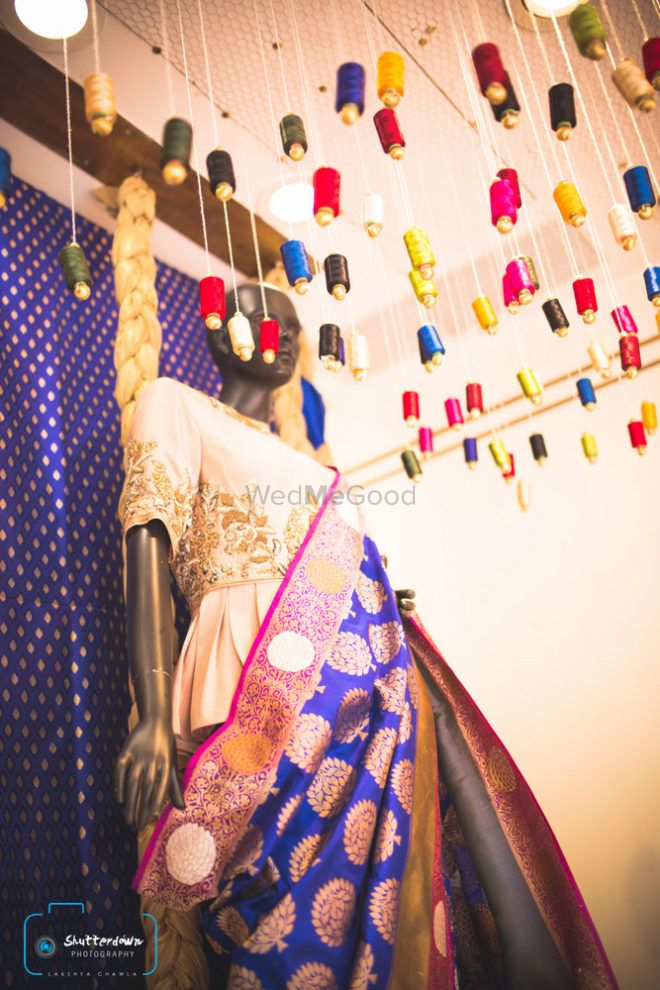 7 Fab Labels You Need to Check Out for the Most Gorgeous Benarasi Dupattas!