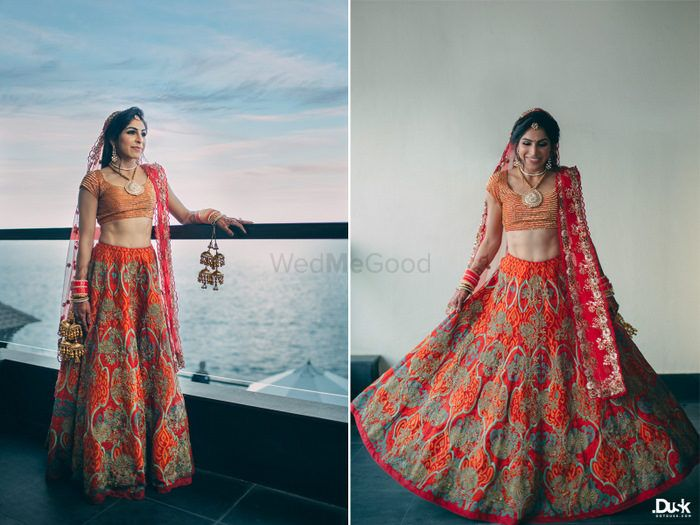Gorgeous Kovalam Wedding With A Ton Of Interesting Themes!