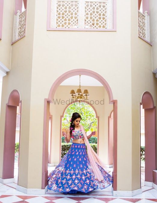 #TrousseauDiaries: Inside My Quirky Mehendi & Engagement Outfits!