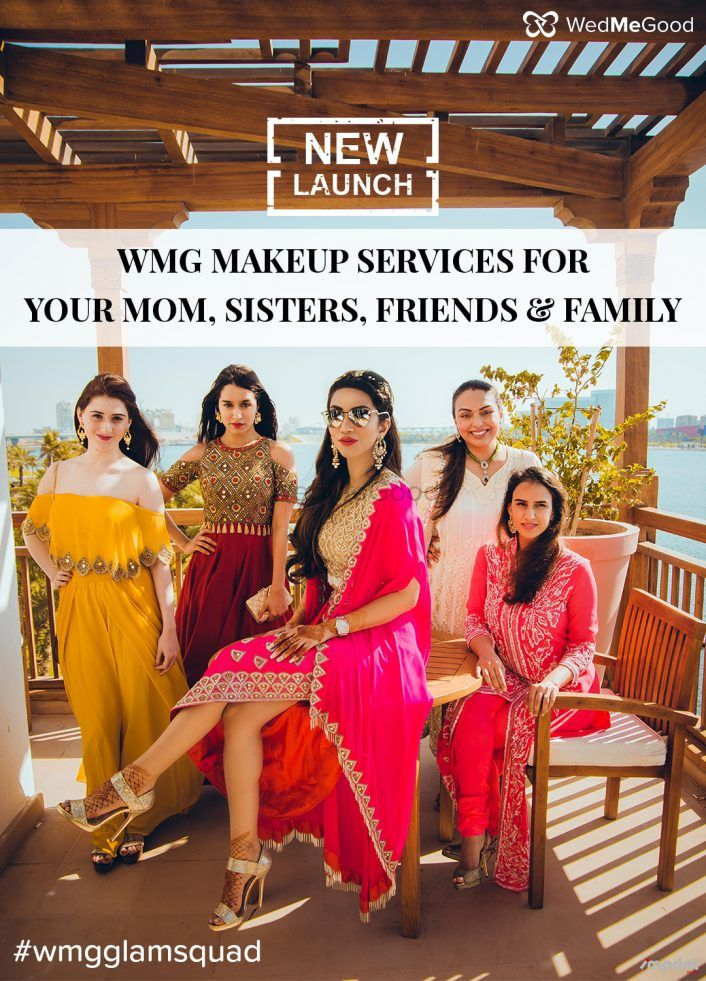 NEW : WedMeGood On Location Makeup Services For Family & Friends