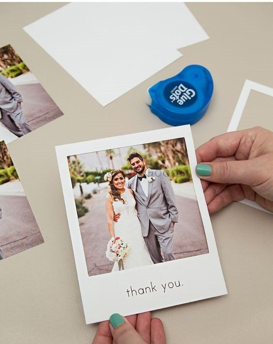 The Coolest, Most Unique Ways To Thank Your Wedding Guests!