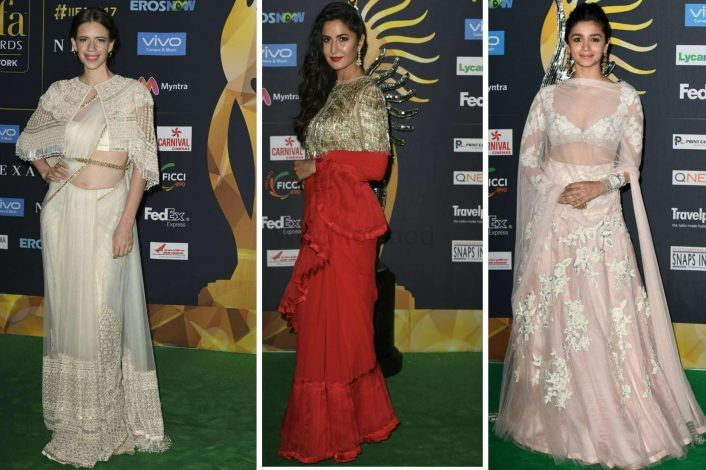 Wedding Outfit Inspiration from IIFA 2017!