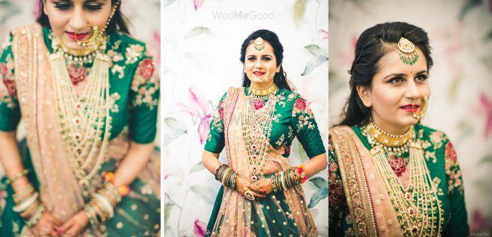 Regal Jaipur Wedding With  Personalised Ideas!