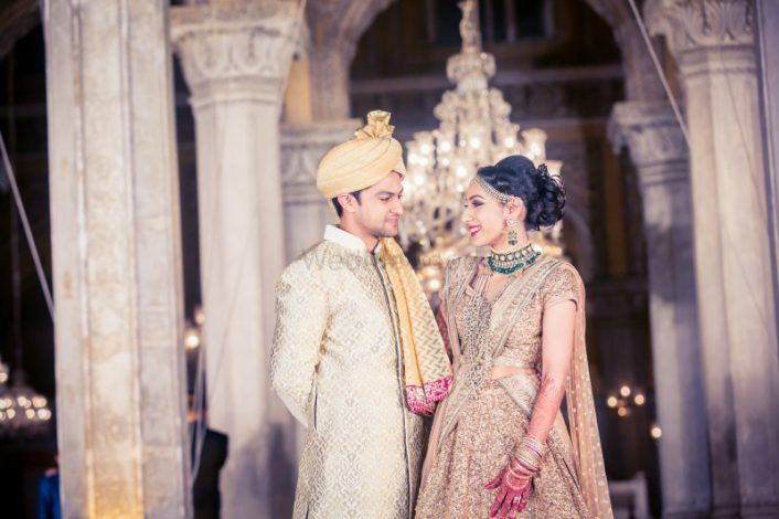 Glorious Nawabi-Themed Palace Wedding In Hyderabad With A Dash Of Elegance!