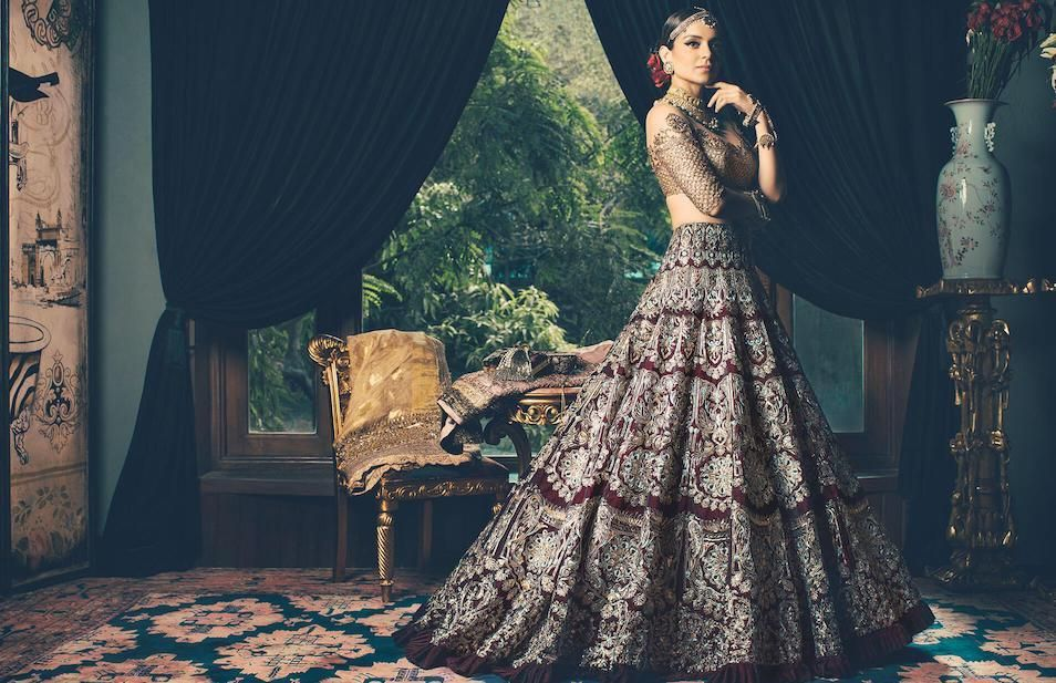 So How Much Does A Manish Malhotra Lehenga Cost?