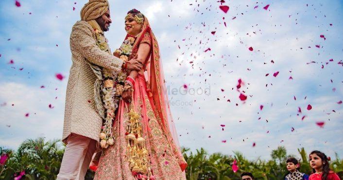 Pretty Punjab Wedding With A Pastel Bride !