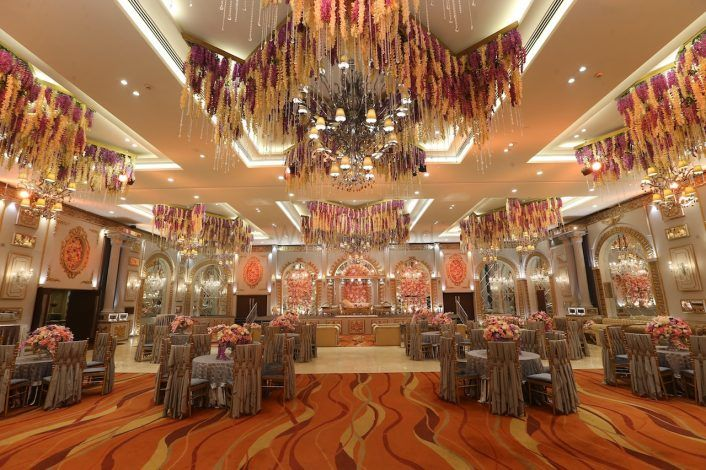 Fixed Decor Venues In & Around Delhi ! *Easy, Pretty, Practical!