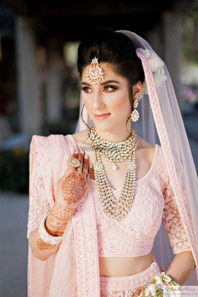 30+ Bridal Makeup Trends & Ideas For Modern Day Brides!