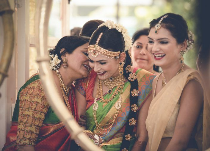 Fun South Indian Wedding In Mumbai With A Dash Of Tradition
