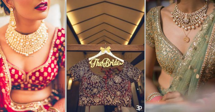 Real Brides Reveal: The Best Places To Get Blouses Stitched!