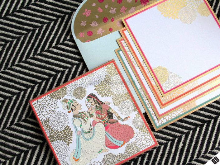 20+ Pretty Indian Invitation Cards We've Seen In 2017!