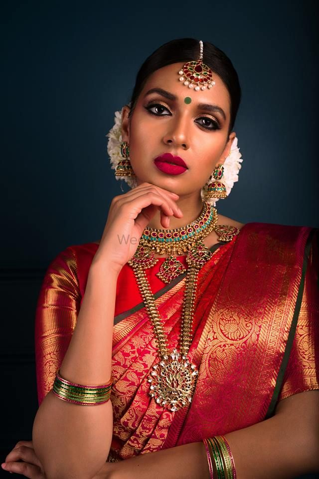 New Makeup Looks For South Indian Brides! * New &
