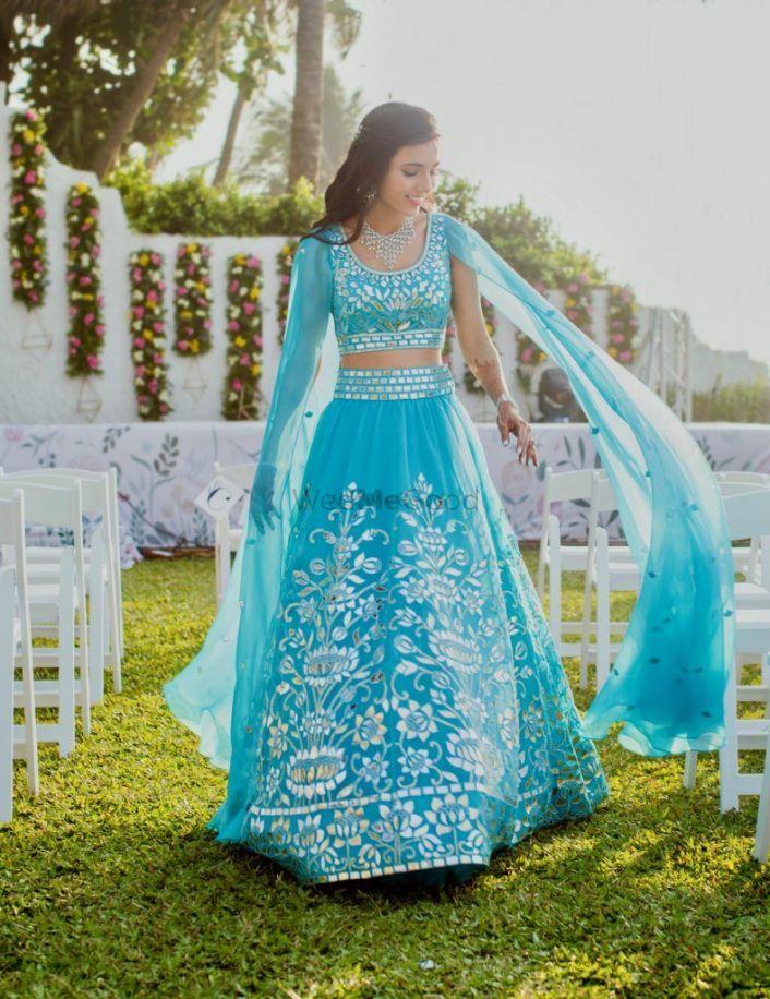 13 Best Mehendi Outfits Of 2017 : WMG Real Bride Roundup