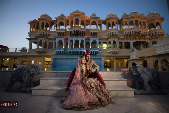 #FirstPerson: How We Planned Our Indian Wedding To Perfection Sitting Abroad!