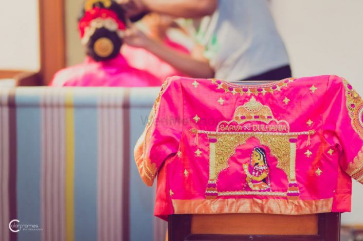 Two Cool New Ways To Personalise Your Bridal Lehenga!