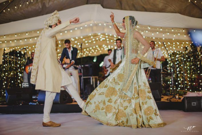10 Ways To Make Your Sangeet Dance Practice SO Much More Fun!