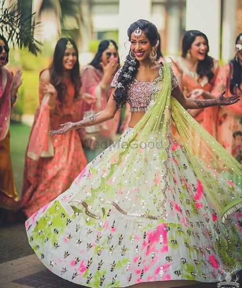 30+Different Types Of Lehengas You Could Wear For Your Wedding