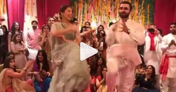 Mahira Khan At This Sangeet Is Total Dancing Bridesmaid Goals!