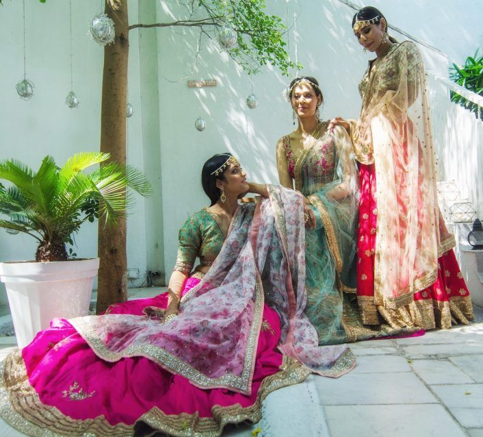 A Designer Tells Us: Five Things To Remember When Creating The Lehenga Of Your Dreams!