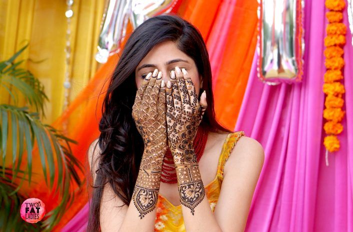 How To Pull Off An Intimate Mehendi In Under 50K: We Asked A Planner