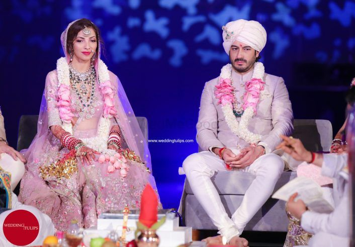 All The Pictures From The Wedding Of Antara Motiwala & Mohit Marwah In Dubai!
