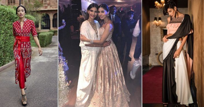 Outfit Ideas To Change Into To Chill After The Wedding! *Inspired by Sonam Kapoor!*