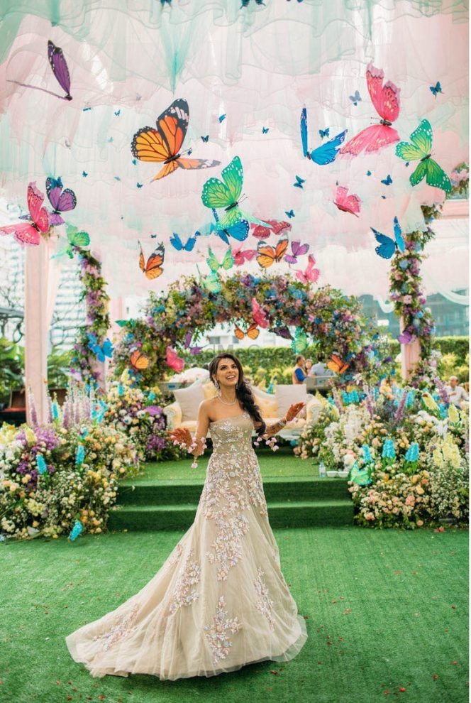 Gorgeous Thailand Wedding With Stunning Views & A Fun Groom Entry!