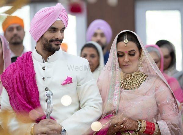 Not Just Sonam, Neha Dhupia Got Married To Angad Bedi This Week!