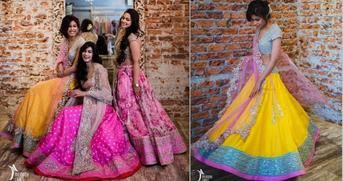 How Much Does An Anushree Reddy Lehenga Cost?