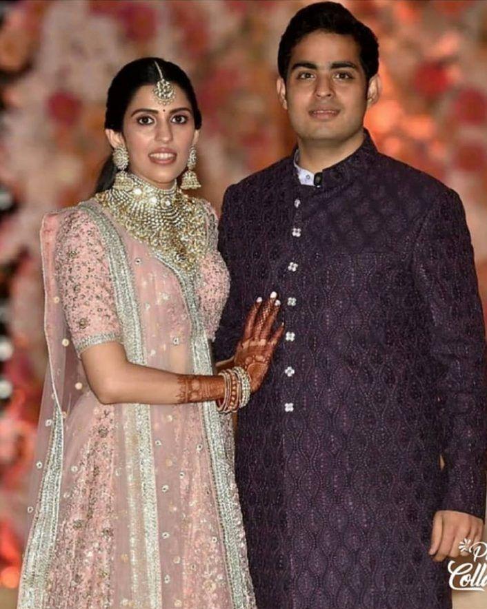All The Photos From The Biggest Engagement Of The Year Of Akash Ambani & Shloka Mehta!