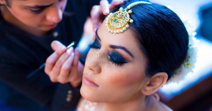 We Got You These 10 Diffe Eyeliner Styles For Your Wedding
