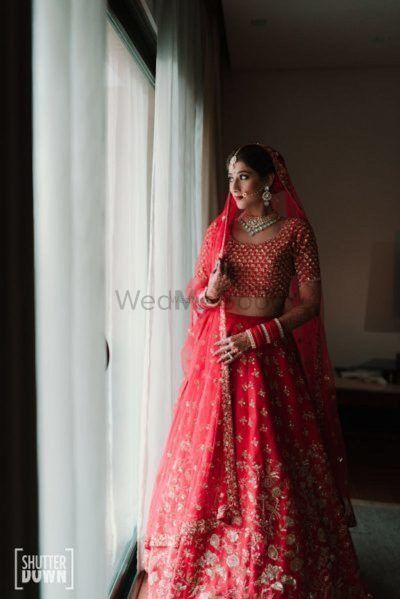 Real Brides Who Wore Gorgeous Bridal Lehengas From Lesser-Known Designers!