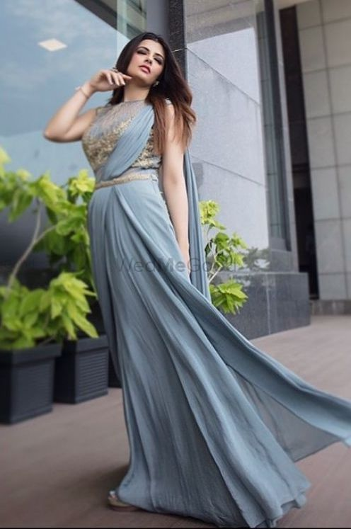 Where To Get Cocktail Gown Sarees? *High-End & Budget Options