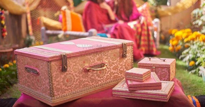 #HiddenGem: This Label Makes The Prettiest Trunks For Your Trousseau!