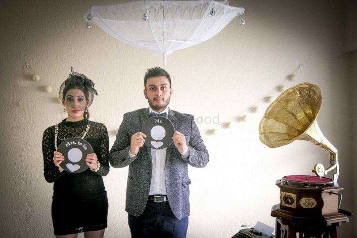 Simple Pre Wedding Shoot Props That You Can DIY Yourself!