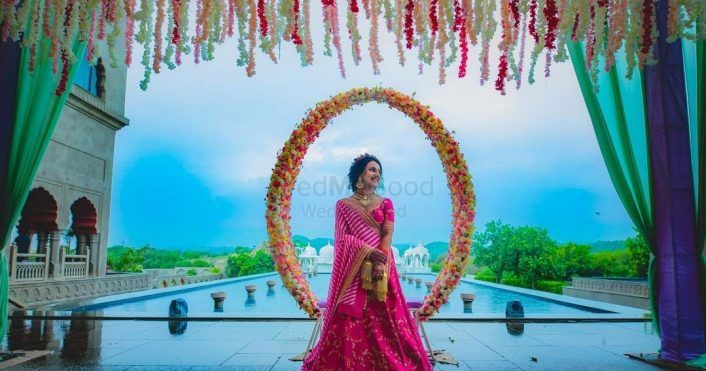Gorgeous Jaipur Wedding With A Dash Of Royalty & Oodles Of Colour!