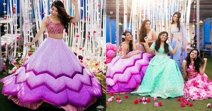 Bookmark Them Ladies! Cos These Friends of The Bride Are Giving Us Major #OutfitGoals!