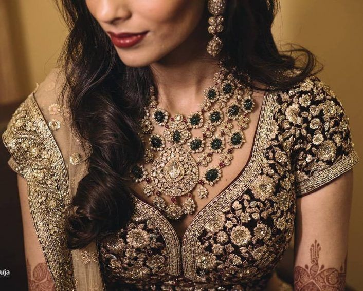 Brides Who Rocked The Most Offbeat & Unique Jewellery On Their Wedding Day!