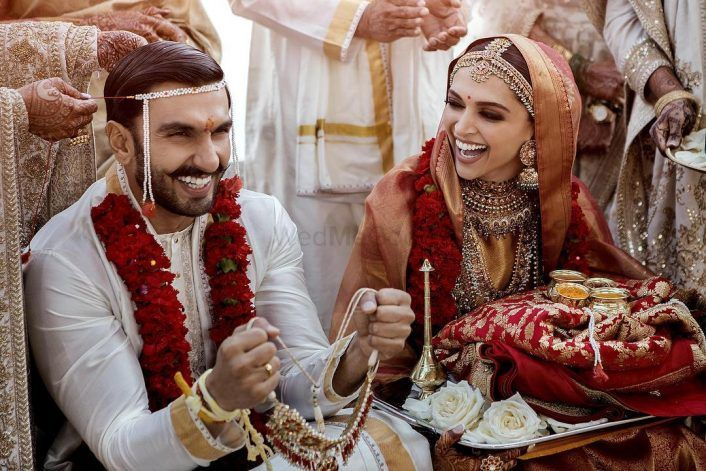 It Was Worth The Wait! The First Official Photos Of #DeepVeer Wedding Are Finally Out!