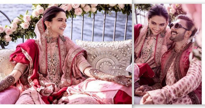 Ranveer & Deepika's Mehendi Pictures Are Here & They Are Heartwarming!