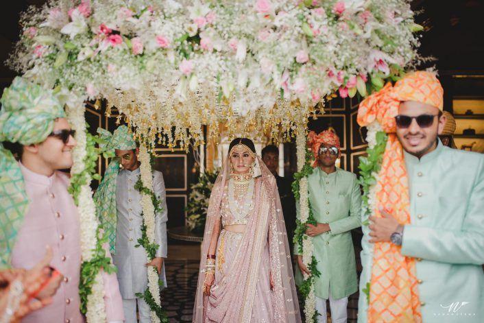 The Newest Phoolon Ka Chadar Ideas For Your 2019 Wedding!