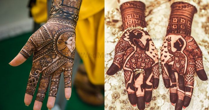 6 Hacks That Will Help You To Darken Your Bridal Mehendi Like Anything!